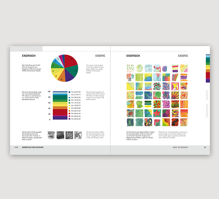 RAL DESIGN SYSTEM Plus -THE COLOUR DICTIONARY